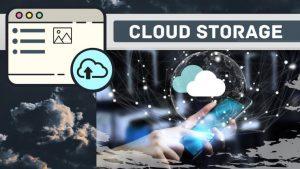 Penyimpanan File Dengan Cloud Storage