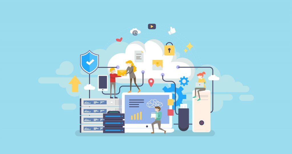 Keunggulan Platform Cloud Storage di Berbagai Bidang